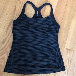 Lucy brand workout tank with built in bra